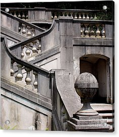 Stairway At Winterthur Acrylic Print