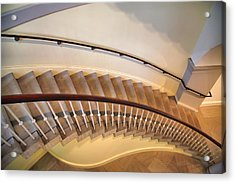Stairway Study IIi Acrylic Print by Steven Ainsworth