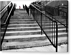 Stairway To Freedom Acrylic Print
