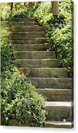 Stairway To Heaven Acrylic Print by Elin Mastrangelo