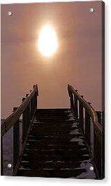 Stairway To Heaven In Ohio Acrylic Print