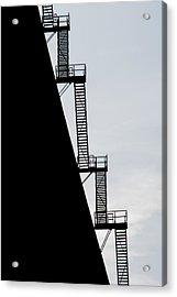 Stairway To Heaven Acrylic Print by Tikvah's Hope