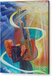 Stairway To Heaven Acrylic Print by To-Tam Gerwe