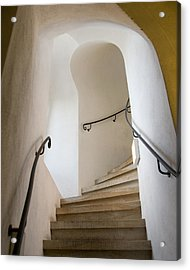 Stairway To Heaven Acrylic Print by William Beuther