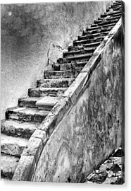 Stairway To Nowhere Acrylic Print