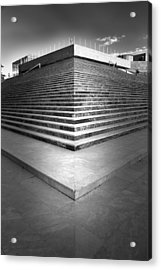 Stairways To Heaven Acrylic Print by Guido Montanes Castillo
