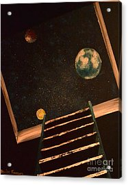Stairwell To Heaven Acrylic Print