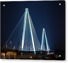 Stan Musial Veterans' Memorial Bridge Acrylic Print