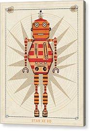 Stan Xe 80 Acrylic Print by Bri B