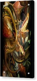 Standards For The Eternal Acrylic Print