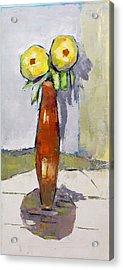 Standing Astride Acrylic Print