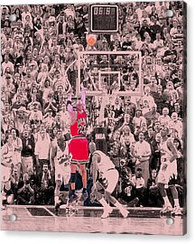 Acrylic Print featuring the photograph Standing Out From The Rest Of The Crowd by Brian Reaves