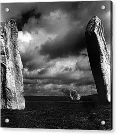 Standing Stones Avebury Acrylic Print by Mark Preston