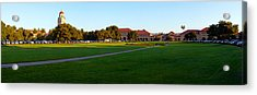 Stanford University Campus, Palo Alto Acrylic Print