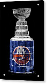 Stanley Cup 10 Acrylic Print