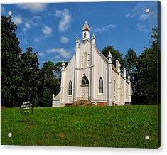 Stanton First Presbyterian Church Acrylic Print
