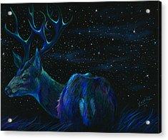 Star Bucks  Acrylic Print