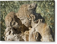 Star Crossed Lovers Acrylic Print by Steve Purnell
