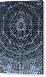 Star Dome Acrylic Print