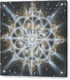 Star Acrylic Print by Elizabeth Zaikowski