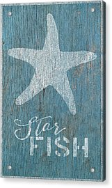 Star Fish Acrylic Print