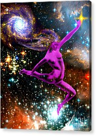 Star Goddess Acrylic Print