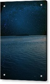 Star Island Acrylic Print