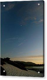Star Light Star Bright Acrylic Print by Colleen Renshaw
