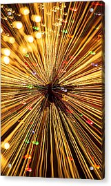 Star Lights Acrylic Print by Garry Gay