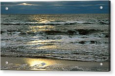 Acrylic Print featuring the photograph Star Shine by Allen Carroll