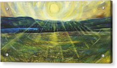 Star Field In Midsummer Acrylic Print by Jerod  Kytah