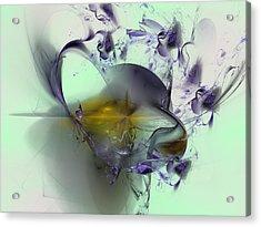 Starfish Prime Acrylic Print by Jeff Iverson