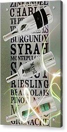 Stargazer Wine Art Acrylic Print