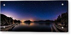 Stargazing Acrylic Print by Alexis Birkill