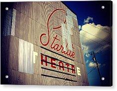 Starlite  Acrylic Print by Trish Mistric