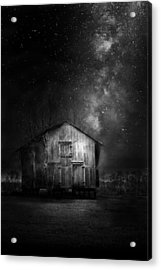 Starry Night Acrylic Print by Marvin Spates