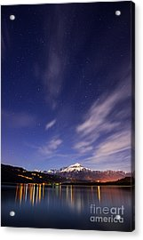 Starry Night Acrylic Print by Yuri Santin