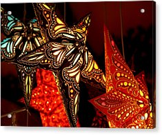 Stars By Night Acrylic Print
