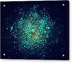 Stars Up Acrylic Print