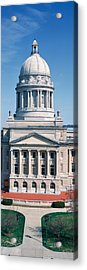 State Capitol Of Kentucky, Frankfort Acrylic Print