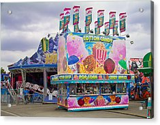 Acrylic Print featuring the photograph State Fair by Steven Bateson