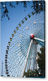 State Fair Time In Texas Acrylic Print