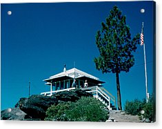 State Line Lookout 1956 2 Acrylic Print by Cumberland Warden