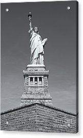 Statue Of Liberty IIi Acrylic Print by Clarence Holmes