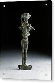 Statuette Of Astarte Acrylic Print