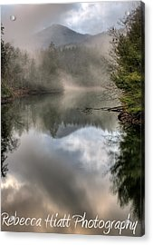 Acrylic Print featuring the photograph Stay Awhile by Rebecca Hiatt