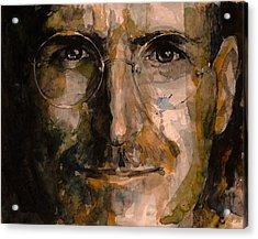 Steve... Acrylic Print