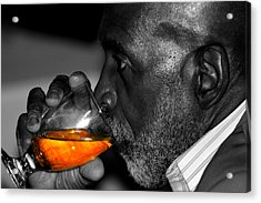 Acrylic Print featuring the photograph Stay Thirsty My Friend by Jerome Lynch