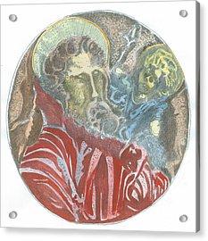 St.christopher 7 Q Acrylic Print