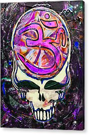 Steal Your Search For The Sound Two Acrylic Print by Kevin J Cooper Artwork